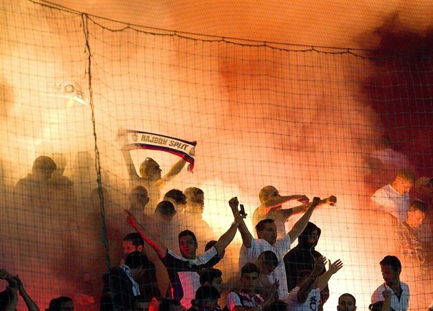 European League är vår, njuter av Split. Legends of Hajduk döljer dock jägarna