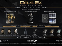 Deus Ex: Makind Divided - Augment Your Pre-Order