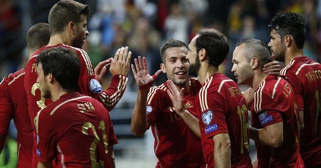 Les Espagnols défendent l'or. Ils ont réussi à changer l'équipe, les Tchèques ne les ont jamais vaincus