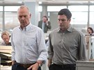 Michael Keaton a Mark Ruffalo ve snímku Spotlight