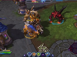 Heroes of the Storm - Rexxar