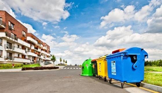 Třídení odpadu v Moravskoslezském kraji