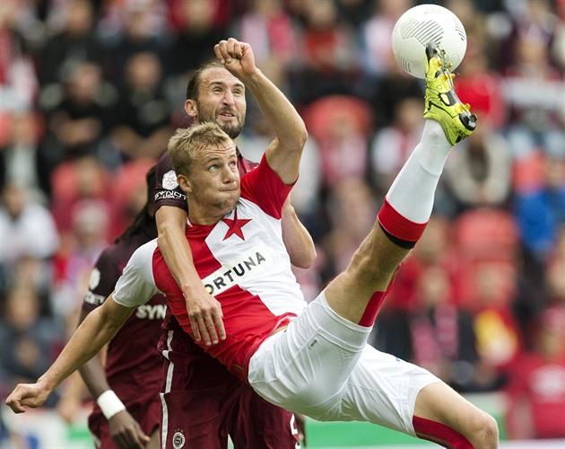 Liga in zwei Hälften: weniger Punkte und mehr Tore für Sparta, eine große Erhöhung von Slavia