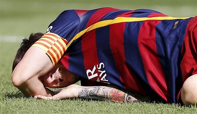 Den spanske ligaen leder den neste konkurrenten til Pilsen, Barcelona har skadet Messi