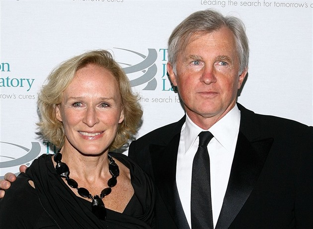 Glenn Close a David Shaw