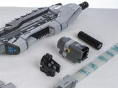 Halo 5 Guardians: MA5D Assault Rifle z LEGA