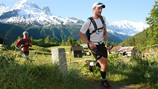 Running the Alps
