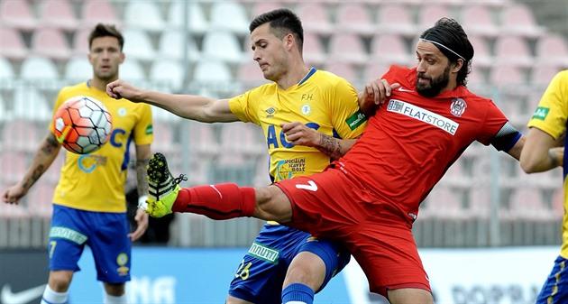 Brno – Teplice 0: 4, gjestene tar de første poengene, to mål scoret av Vachoušek
