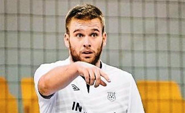 Skytter av Chrudim Futsalists Kovács: Lag som Benago må bli beseiret
