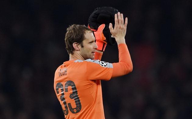 Det tsjekkiske nettet bidro til å vinne over Bayern, men Chelsea nølte