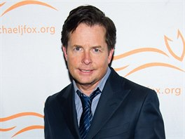 Michael J. Fox (New York, 9. listopadu 2013)