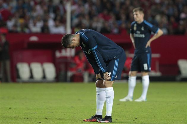 Ronaldo souffre, il est sans buts et sans humeur. Fonctionne à partir de Real?