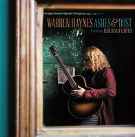 Warren Haynes: Ashes And Dust (obal alba)