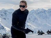 Daniel Craig jako James Bond ve filmu Spectre