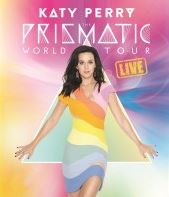 Katy Perry Live (obal DVD)