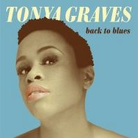 Tonya Graves: Back To Blues (obal alba)