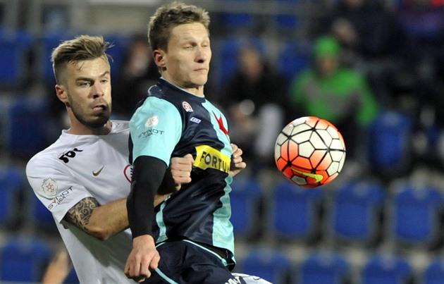 Le problème des joueurs de football Slovácko? Une défaite en défense