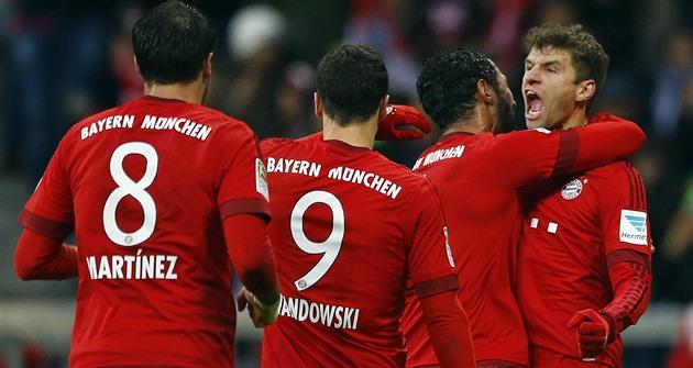 Bayern München erreicht einen weiteren Rekord, Dortmund erschossen