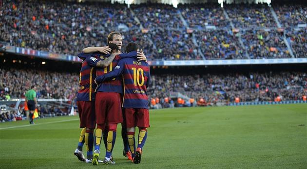 Die größten Stars sind gewachsen. Barcelona und Real Madrid haben traditionelle Namen gezeichnet