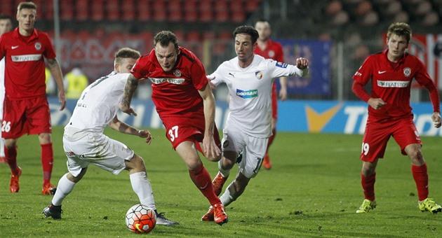 Sowohl Pilsen als auch Sparta stehen im Viertelfinale des Pokals, nach den Elfmeterschießen kam Liberec hinzu