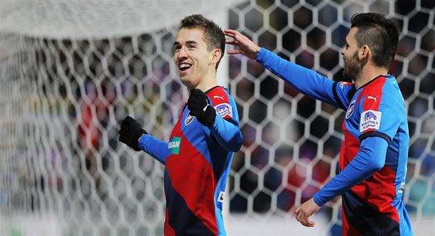 Pilsen – Dukla 3: 0, die Sieger begannen die Halbzeit, dann Kovařík