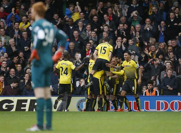 Watford était à la maison à Liverpool à la maison, la quatrième place manquant le point de nouveau venu