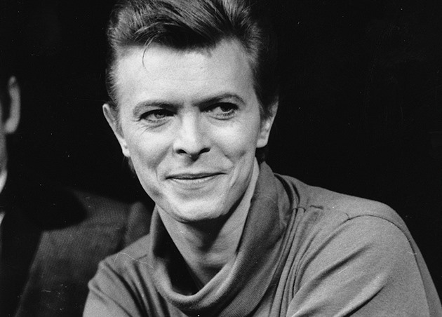 David Bowie (New York, 17. zá�í 1980)
