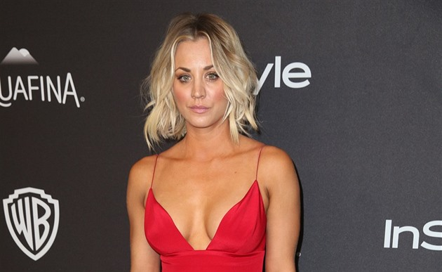 Kaley Cuoco (Los Angeles, 10. ledna 2016)