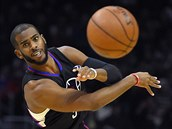 Chris Paul v dresu Los Angeles Clippers