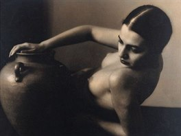 Edward Weston: akt Tiny Modotti