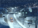 Cities: Skylines Snowfall