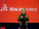 Yves Béhar na konferenci Solidworks World 2016 v  Dallasu.