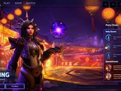 Li Ming z Heroes of the Storm