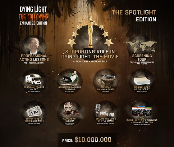 Dying Light: The Spotlight Edition