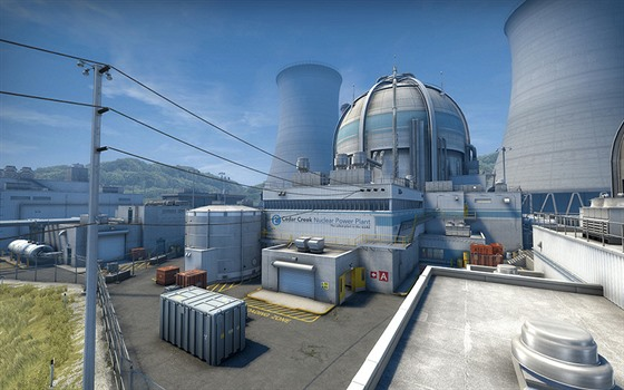 Mapa Nuke v Counter-Strike: Global Offensive