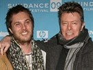 Duncan Jones a David Bowie