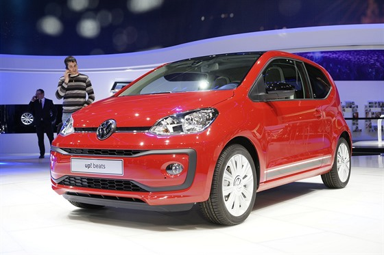 Facelift Volkswagenu UP!