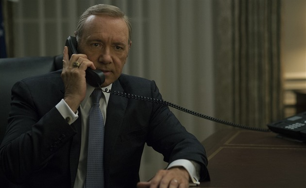 Ze čtvrté série House of Cards