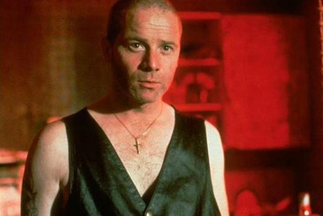 Peter Mullan ve filmu Trainspotting