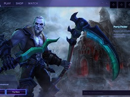 Xul v Heroes of the Storm