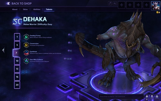 Dehaka v Heroes of the Storm