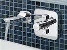 Kludi Push: pro ovládání sprchy a vany stačí jedno stisknutí tlačítka