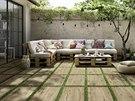 Keramická dlažba vyniká perfektním designem a výbornými vlastnostmi