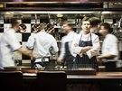 Restaurace La Degustation Boheme Bourgeoise je součástí gastronomického konceptu Ambiente. Pod vedením šéfkuchaře Oldřicha Sahajdáka se specializuje na klasickou českou kuchyni z konce 19. století, nabízí i mezinárodní degustační menu.