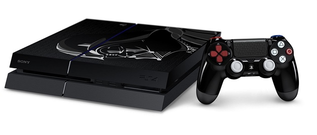 PlayStation4 - Darth Vader