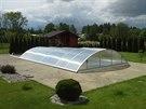 Zastřešení bazénu pro krásnou a bezpečnou zahradu
