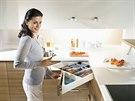 Rohová skříň vám v kuchyni poskytne další úložný prostor