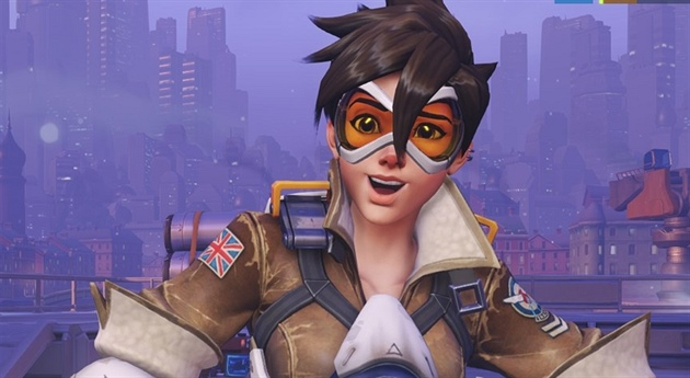 Tracer ve h�e Overwatch