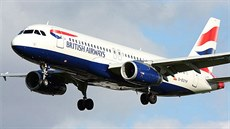 Airbus A320-200 spole�nosti British Airways.