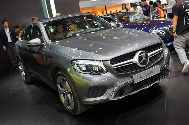 Mercedes-Benz GLC Coupé